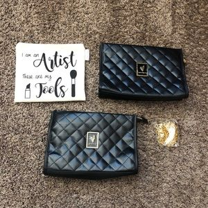 •brand new•Younique bags•never used•